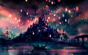 castles_ships_lanterns_fantasy_art_tangled_rapunzel_artwork_alice_x_zhang_1600x1040_wallpaper_Wallpaper_2560x1600_www.wallpaperswa.com