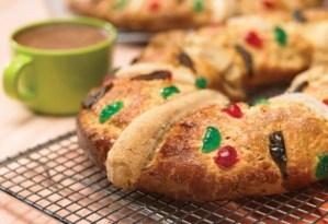 Rosca de Reyes Tây Ban Nha
